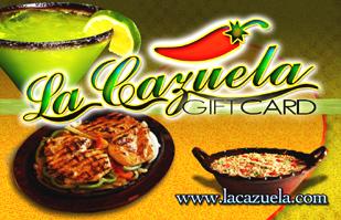 La_Cazuela_Mexican_Restaurant_Gift_Card